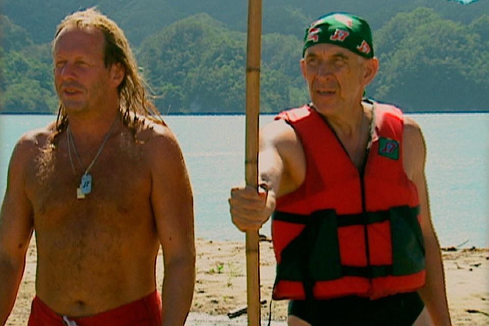 Крис Кельми (слева) умер отстрашной зависимости Фото: Кадр программы