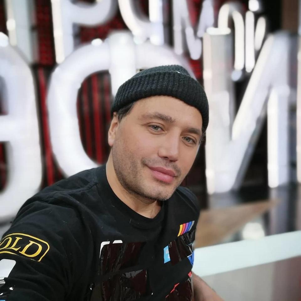 Рустам Солнцев сейчас выглядит так Фото: «Инстаграм»