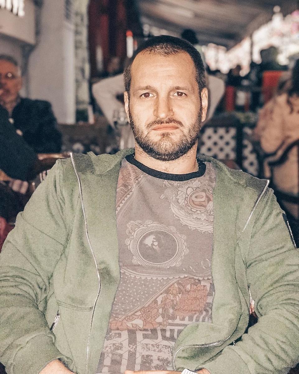 Алексей Самсонов сейчас выглядит так Фото: «Инстаграм»