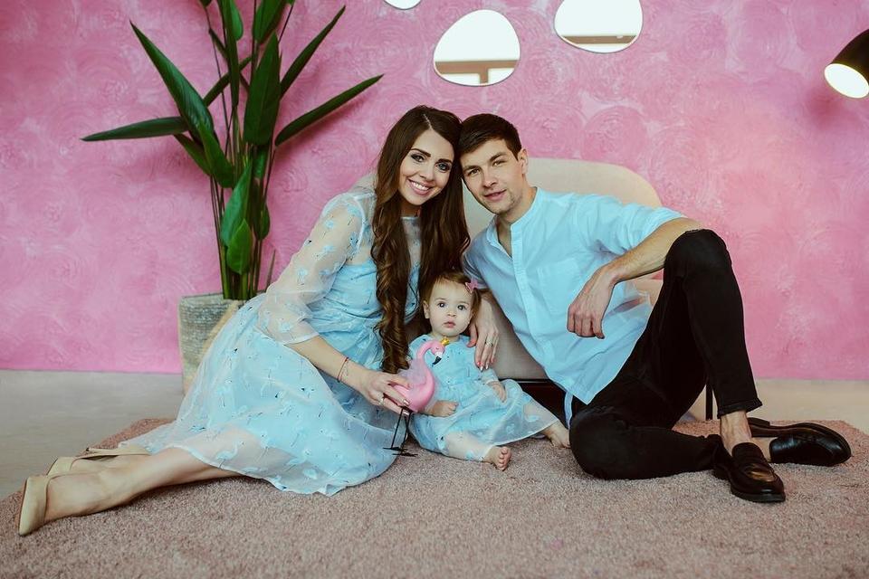 Фото семьи рапунцель