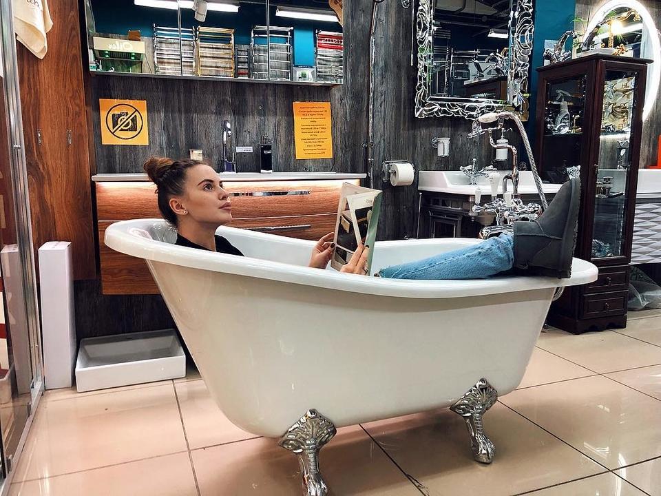Артёмова считает, что вбассейнах грязная вода ибактерии Фото: «Инстаграм»