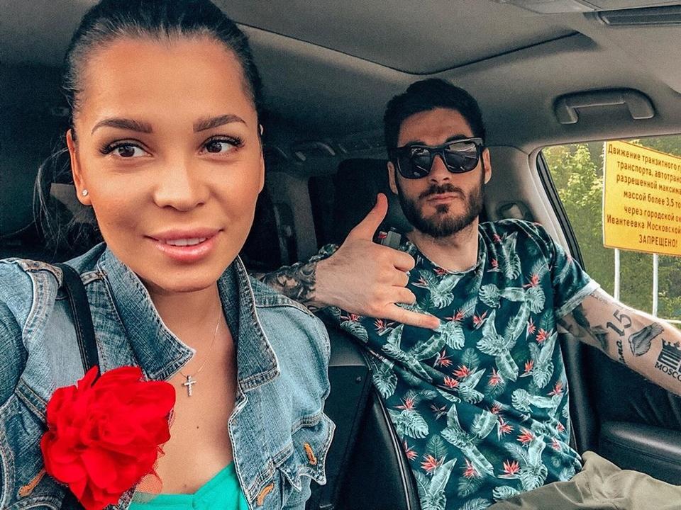 Юля иТигран Салибековы. Юля сама защищала мужа всуде Фото: «Инстаграм»