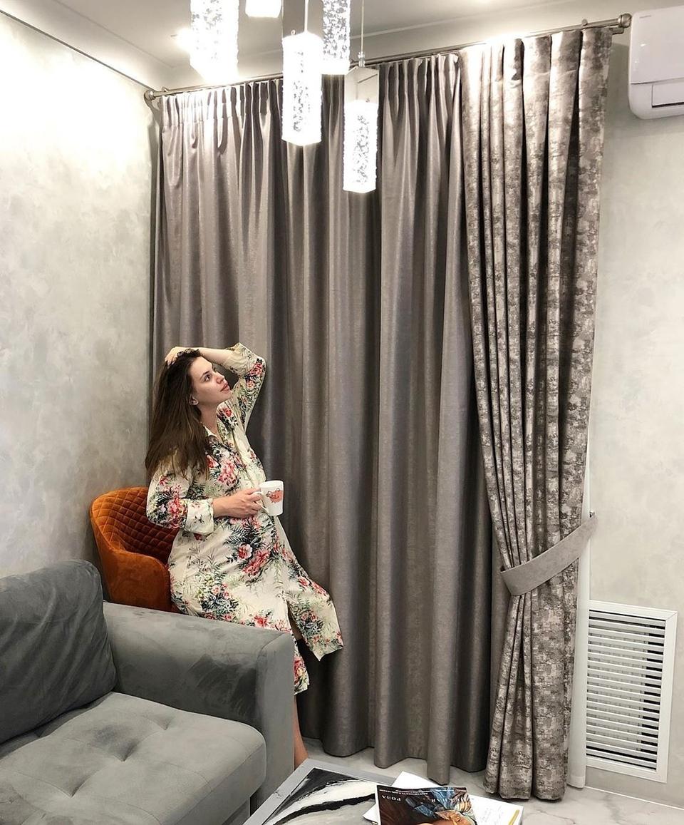Саша иЖеня решили оформить квартиру вблагородных серых тонах Фото: «Инстаграм»