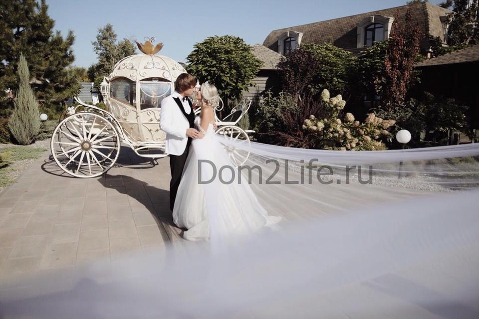 Свадьбу ребята организовывали собственными силами Фото: Личный архивНаташи Игруновой