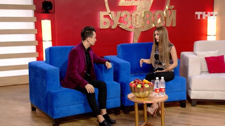 Настю Иванову обокрала подруга Фото: Кадр шоу «Бородина против Бузовой»