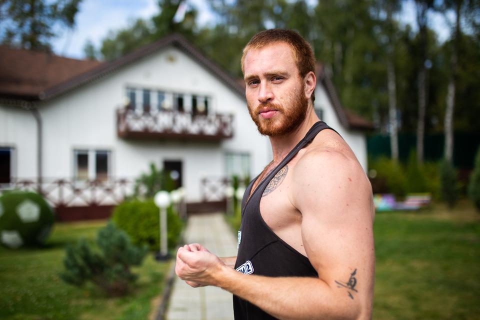 Кирилл ждёт любимую напроекте Фото: Маргарита Каррентс, Dom2Life.ru