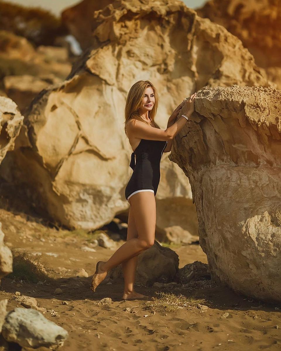 Ирина Агибалова продемонстрировала потрясающую стройность Фото: «Инстаграм»