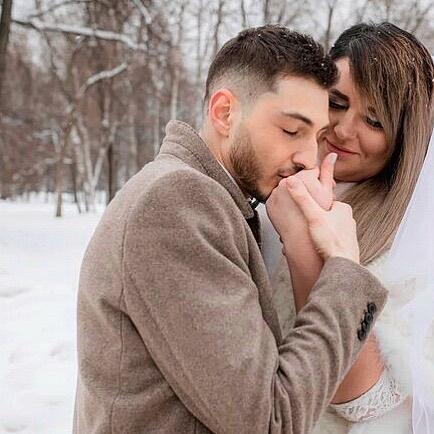 Вдекабре супруги отметят первую годовщину свадьбы, алетом станут родителями Фото: «Инстаграм»