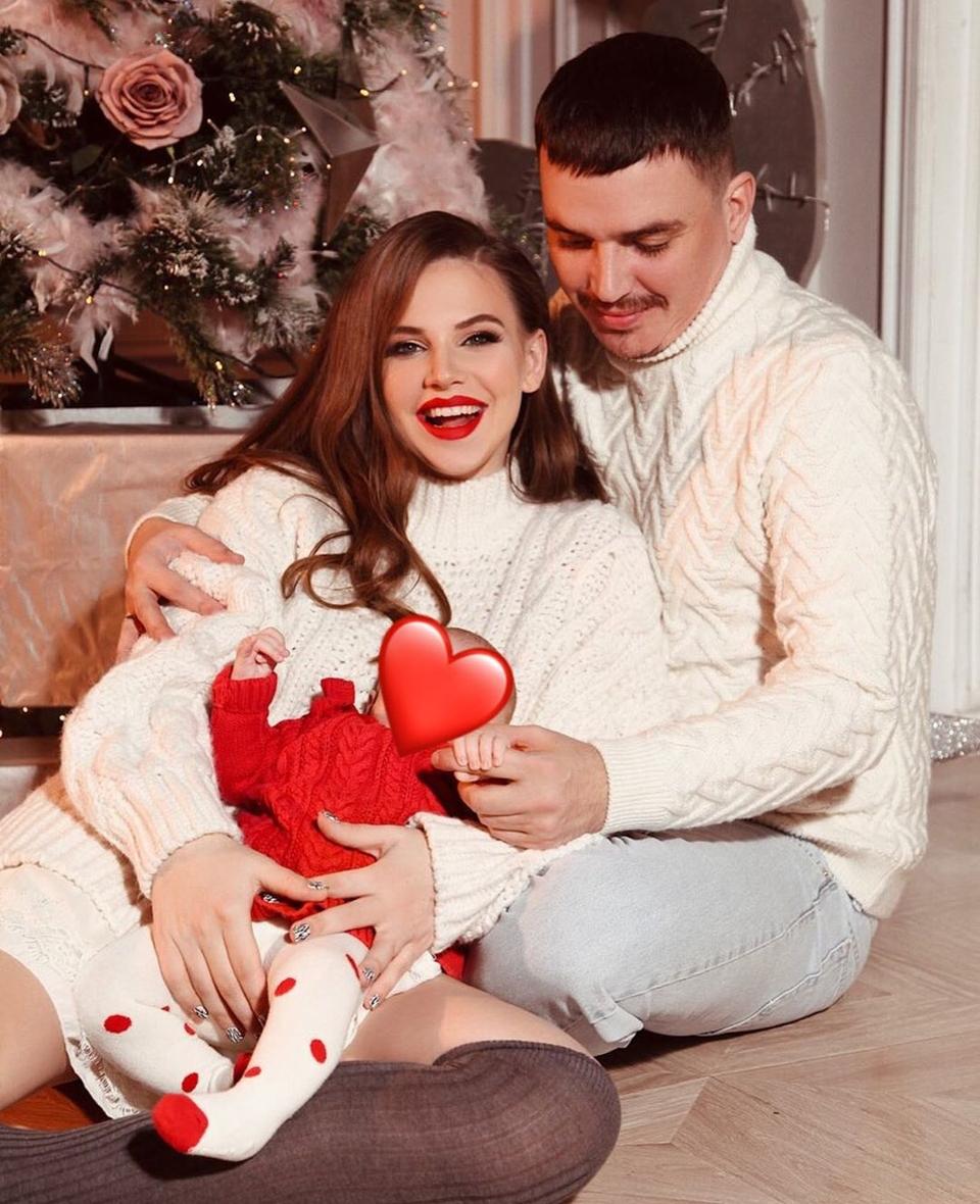 Кузин считает свою дочь очень красивой Фото: «Инстаграм»