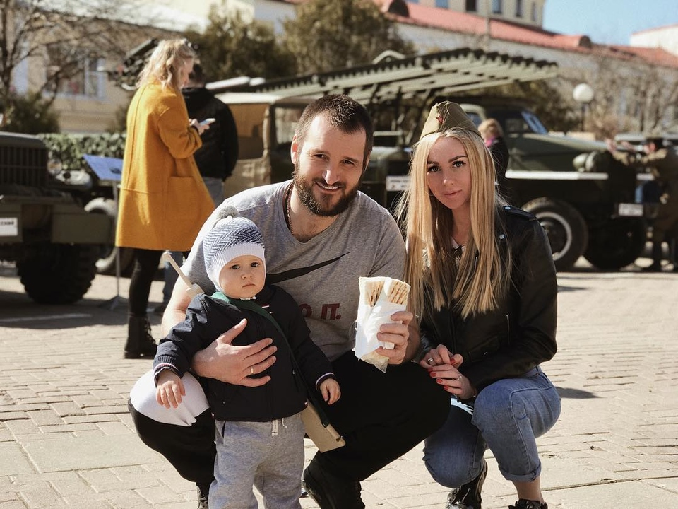 Алексей самсонов и его бывшая жена фото thumbnail