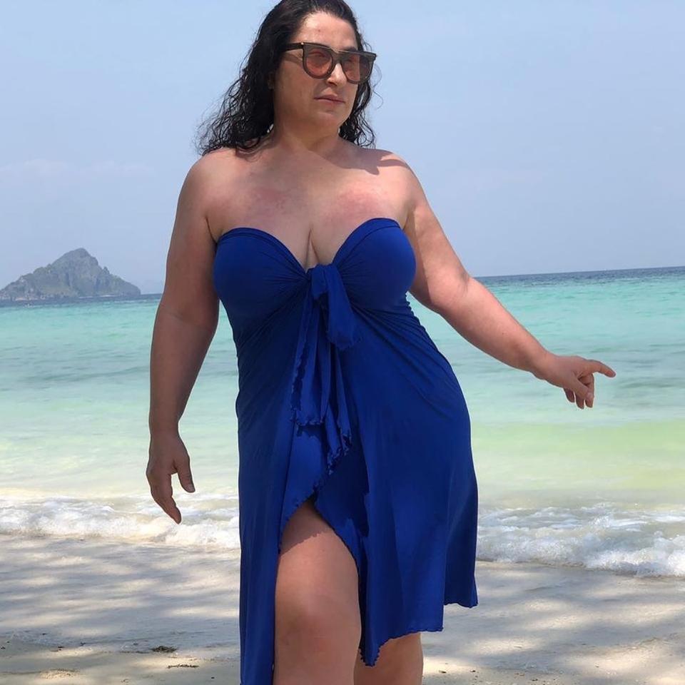 Марина Тристановна чиллит вТаиланде Фото: «Инстаграм»
