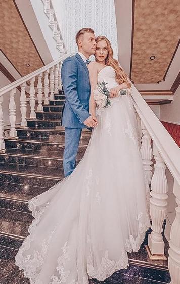Яна смужем вдень свадьбы Фото: «Инстаграм»