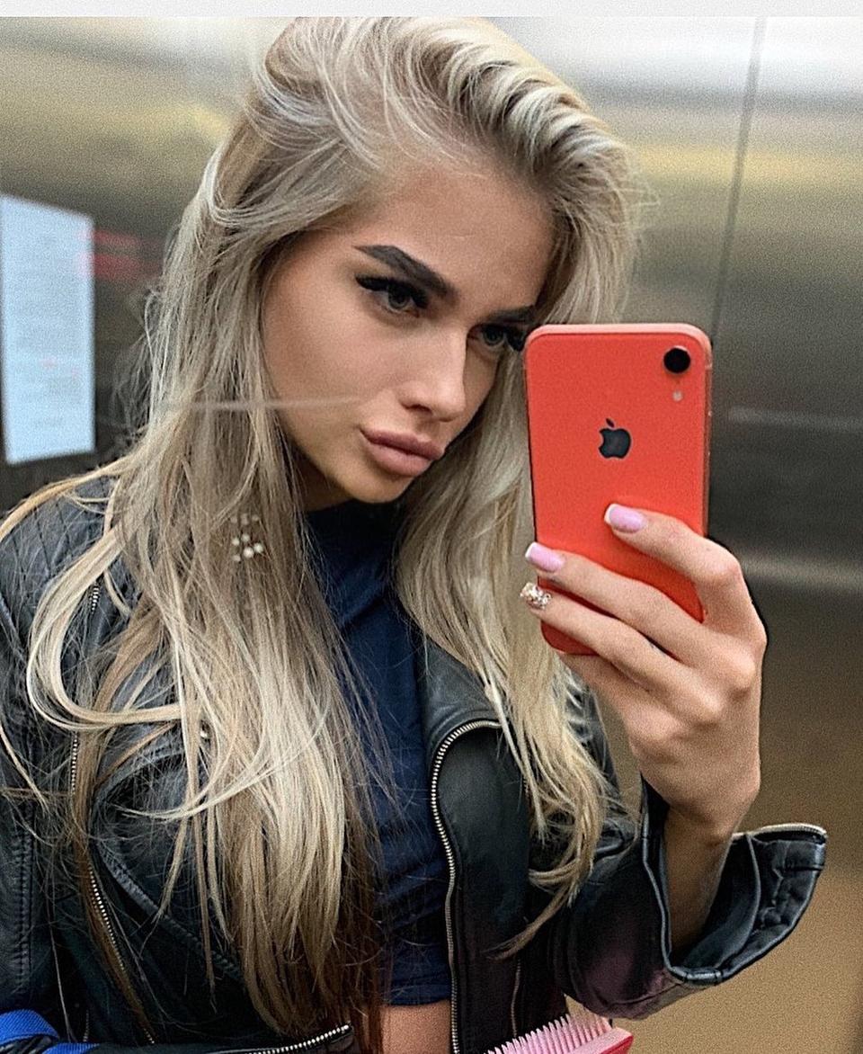 Скалон призналась, что любила всего раз вжизни Фото: Instagram