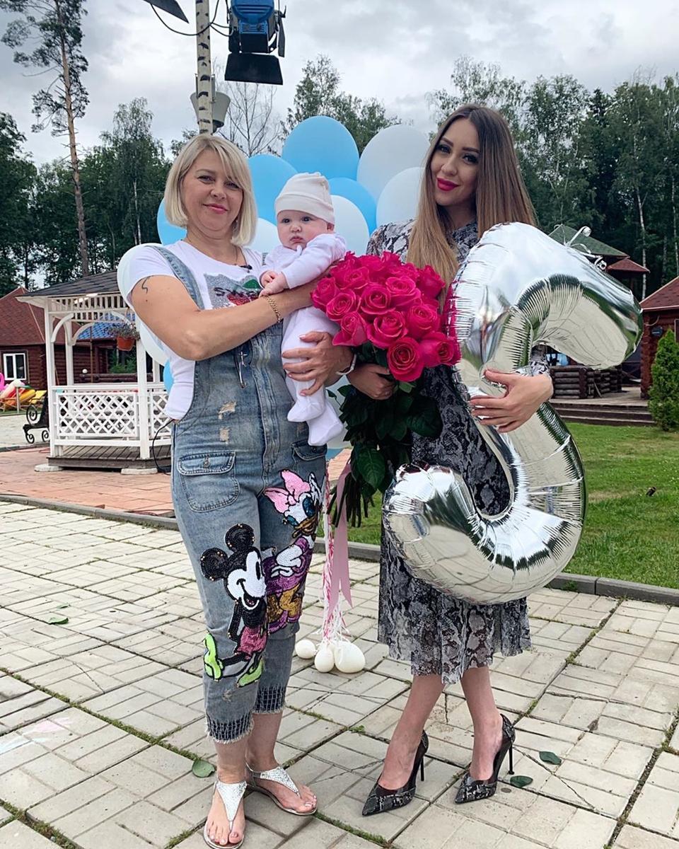 Татьяна Рапунцель одобрила нового бойфренда дочери Фото: «Инстаграм»