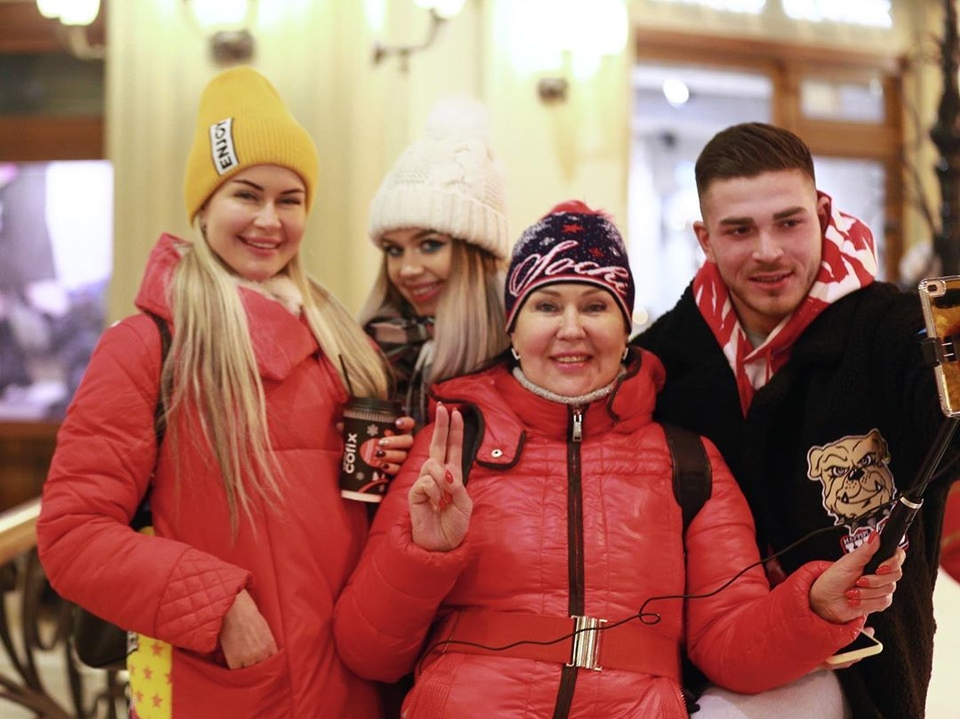 Татьяна Владимировна боится обидеть Рому Капаклы Фото: Instagram