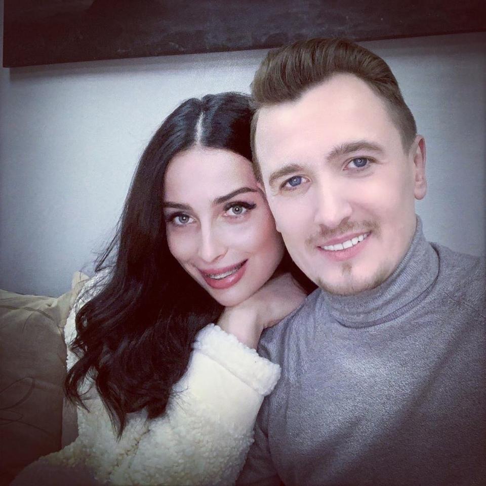 Ксения Шаповал иВлад Кадони утверждают, что их чувства искренни Фото: «Инстаграм»
