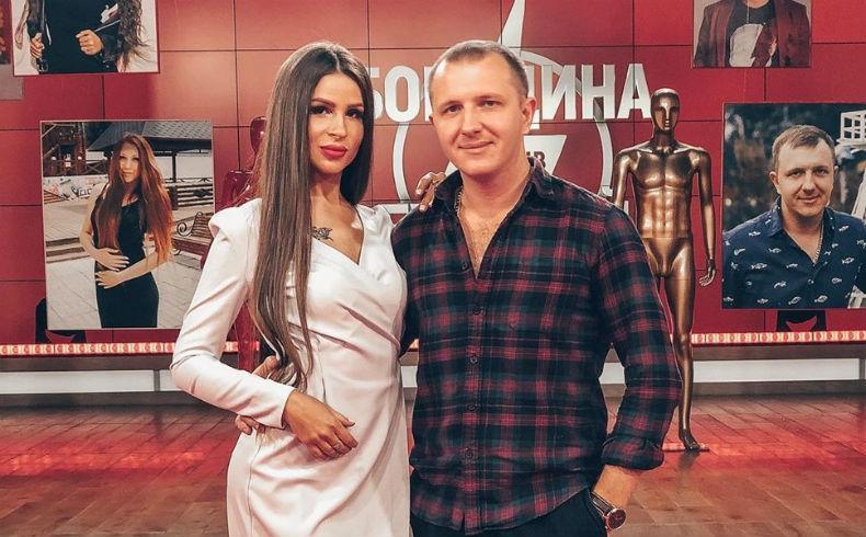 Настя Голд иИлья Яббаров Фото: «Инстаграм»